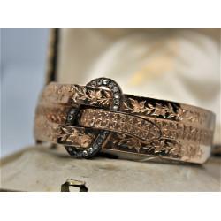 bracelet ancien or 18 carats