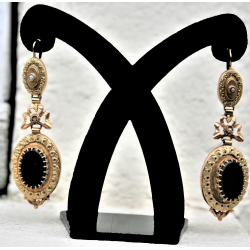 antique french earrings