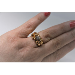 vintage french ring