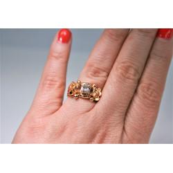 vintage ring diamond