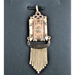 French antique pendant