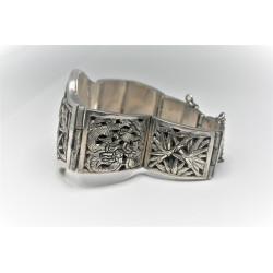 Silver vintage bracelet