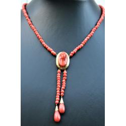 """antique """"négligé"""" necklace"""
