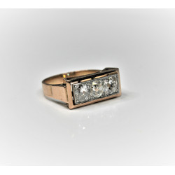 tank diamond ring
